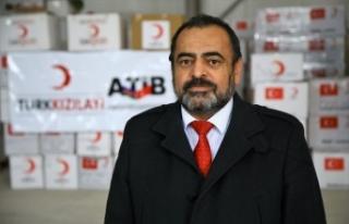 Türk Kızılay ve Azerbaycan Türkiye İşadamları...