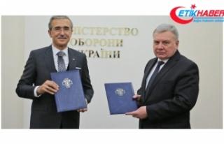 Türkiye ile Ukrayna arasında askeri alanda kritik...