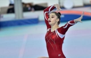 Türkiye, Avrupa Kadınlar Artistik Cimnastik Şampiyonası'nda...