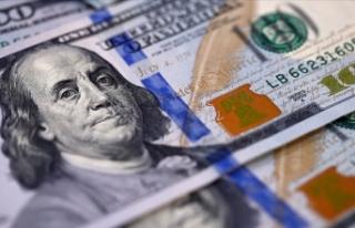 Türkiye'nin net dış borç stoku 262,2 milyar...
