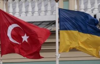 Ukrayna ve Türkiye ilişkilerinin 29. yılını kutluyor