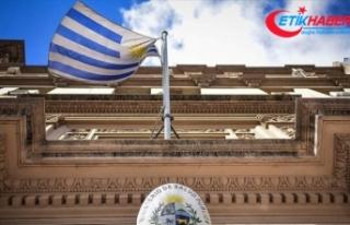 Uruguay Kovid-19 salgını nedeniyle geçici sınır...
