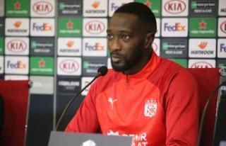 """Yatabare: """"Villarreal maçına galibiyet için çıkacağız"""""""