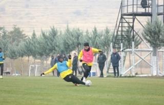 Yeni Malatyaspor'da hedef Başakşehir'i puansız...