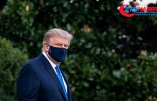 ABD'de Trump yönetimi Kovid-19 salgınıyla mücadelede...