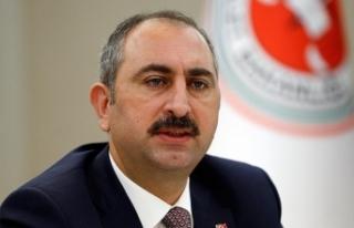 Adalet Bakanı Gül, 13 bin 202 yeni personel alımı...