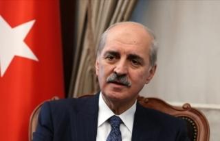 AK Parti Genel Başkanvekili Kurtulmuş, canlı yayında...