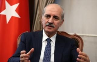 AK Parti Genel Başkanvekili Kurtulmuş: Kılıçdaroğlu'nun...