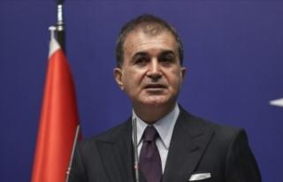 AK Parti Sözcüsü Çelik: Cumhurbaşkanı Erdoğan...