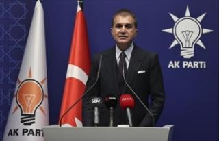 AK Parti Sözcüsü Çelik: Cumhurbaşkanımıza 'sözde...