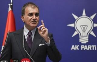 AK Parti Sözcüsü Çelik'ten ABD'nin PKK...