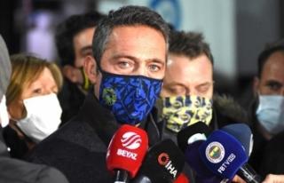 Ali Koç: 'Fenerbahçe'nin tam olarak olduğunu...