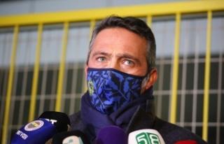 """Ali Koç: """"Takımdan ayrılacaklar da var, gelecekler..."""