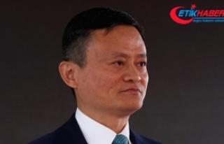 Alibaba'nın kurucusu Çinli iş adamı Jack...