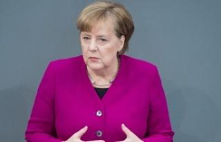 """Almanya Başbakanı Merkel: """"Korona hem zayıf hem..."""