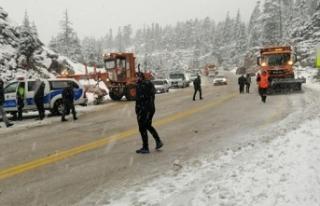 Antalya-Konya karayolunda trafik kazası: 2 ölü,...