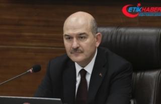 Bakan Soylu: Terör örgütüne 2020 yılındaki katılım,...