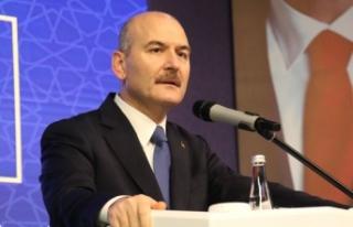 Bakan Soylu: 'Yunanistan masum insanları ölüme...
