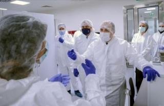 Bakan Varank: 'Virüs benzeri parçacıklara'...