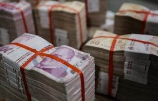 Bankacılık sektörü kredi hacmi geçen hafta 3...