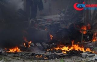 Barış Pınarı Harekatı Bölgesine terör saldırısı:...