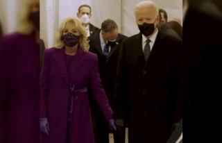 Biden'dan eşi Jill Biden'a anlamlı paylaşım