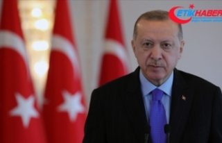 Cumhurbaşkanı Erdoğan: TÜRKSAT 5A uydumuzla uzay...