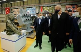 Cumhurbaşkanı Yardımcısı Oktay ve Arnavutluk...