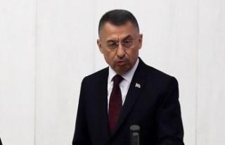 Cumhurbaşkanı Yardımcısı Oktay'dan CHP açıklaması