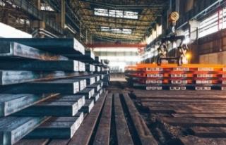 Demir-çelik sektörünün 2021 ihracat hedefi 1,4...
