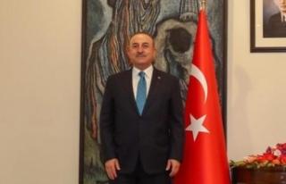 Dışişleri Bakanı Çavuşoğlu, Azerbaycan Dışişleri...