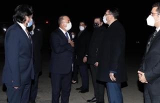 Dışişleri Bakanı Çavuşoğlu, Pakistan'da