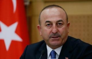 Dışişleri Bakanı Çavuşoğlu: Türk halkı geleceğini...