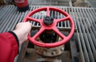 Doğal gaz ithalatı kasımda yüzde 32,1 artışla...