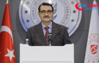 Enerji ve Tabii Kaynaklar Bakanı Dönmez: Yenilenebilir...