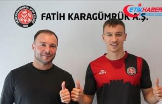 Fatih Karagümrük, Fenerbahçe'nin 18 yaşındaki...