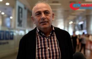 Fatih Karagümrük Kulübü Başkanı Hurma: Bu hafta...