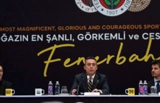 """Fenerbahçe Başkanı Ali Koç: """"Mesut Özil,..."""