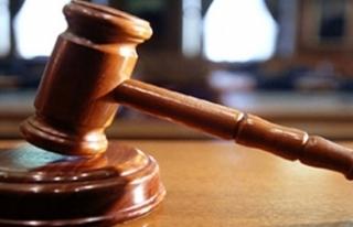 Adana'daki FETÖ davasında yargılanan 6 sanıktan...
