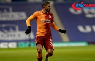 Galatasaraylı Omar Elabdellaoui'nin sağlık...