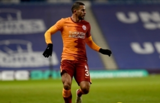 Galatasaraylı futbolcu Omar Elabdellaoui, tedavi...