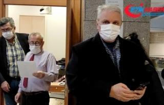 Gazeteci Can Ataklı başörtülü öğretmene yönelik...