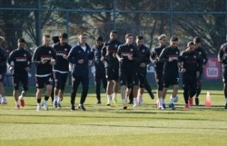 Gaziantep FK'de Sivasspor maçı öncesi 6 eksik