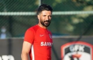 Gaziantep FK, Mehmet Erdem Uğurlu ile yollarını...