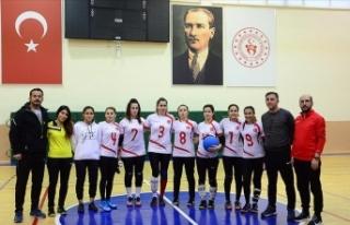 Golbol Kadın Milli Takımı, olimpiyat şampiyonu...