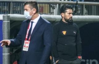 Göztepe Teknik Direktörü İlhan Palut: Trabzon'dan...