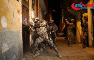 Güvenlik güçleri terör örgütü DEAŞ'a...