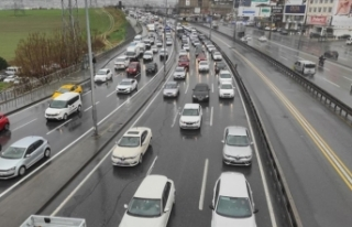 Şubat ayında 75 bin 902 adet taşıtın trafiğe...