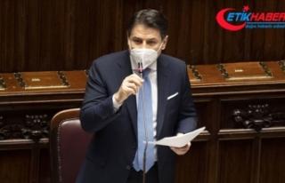 İtalya'da Başbakan Giuseppe Conte ve hükümeti...
