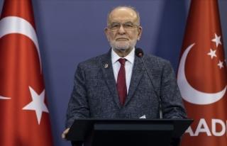 Karamollaoğlu'ndan 'adalet reformu'...
